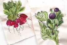Sarah Chatterton - veg collection