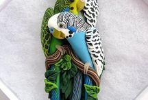 birds pin