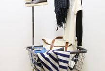 R&B Laundry Carts in the Home