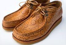 Footwear // Moccasin
