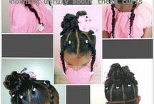 Baby Luko's Hair Styles