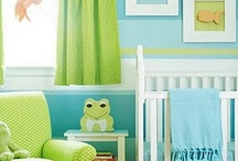 Nursery / Ideas, inspiration, dreams....for our little one's room.