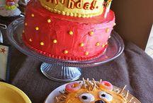 Kids Birthday Party Inspiration