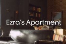 Ezra's Apartment / Items and photos from the #PrettyLittleLiars Set!