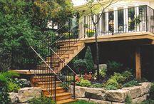 Front porch / deck