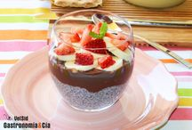 Desayunos / Breakfast / Recetas de desayunos saludables / Recipes healthy breakfast