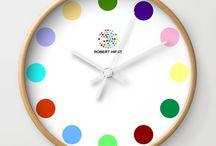 Robert Hirst Spot Clocks
