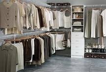 Giyinme odası / Closet