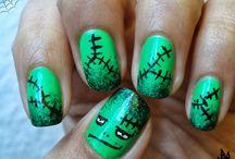 Nail art / Cool as nail art