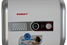 Bình nóng lạnh Sanaky / Hiện đại, an toàn, tiết kiệm điện / by ANY Việt Nam