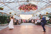 Sara & Brooks' Wedding - May 2015 / Fairmount Park Horticulture Center Philadelphia, PA Music and sound by Jane Elizabeth of Stylus