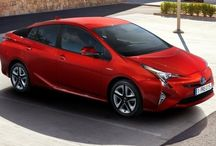 Hybrid Cars / The Toyota Prius is not the only hybrid car on the market, you know...