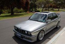 BMW E30 build