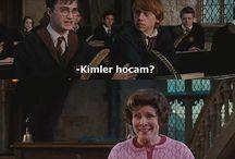Harry Potter Caps
