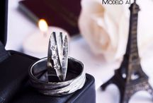 wedding rings/Argollas de matrimonio