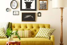 STYLE: eclectic/color lover / Mix of Old and New Playfully Unconventional Personal