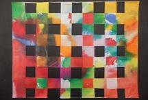 Classroom Ideas - Weavings / by Mandy Metts Welton