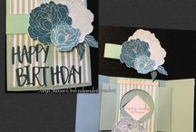 www.Tanyajackson.ctmh.com.au / Tanya Jacksons independent ctmh consultant - Close to my heart layouts and cards