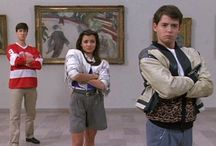 "Save Ferris (Movie Stuff) / ""Life moves pretty fast. If you don't stop and look around once in a while, you could miss it."" -Ferris Bueller's Day Off"