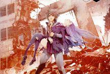 malicious code #manga