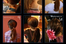 Hairstyles for Gina  / by Sondra Linton