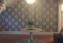 Customer Submissions / Feeling excited about wallpaper again? Take a look at some recent customer submitted photos and be inspired to transform your room into a work of art. We warn you, however, you might get addicted.