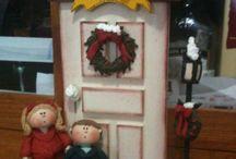 porcelanicron navidad