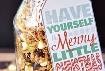 Edible Gift Ideas / Fun to make and even more fun to share with your friends and family whether it be Christmas, a birthday, or any other occasion.