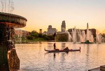 Living in Downtown Omaha / Places to go. Things to do. Food to eat.