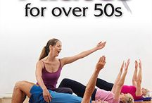 Pilates for Over 50's DVD / Liz Chandler, director of Pure Moves has created a DVD teaching the principles of Pilates to beginners and especially those over 50. The exercises  are gentle and easy to follow.