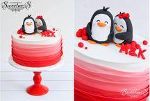 Cake de aniversario