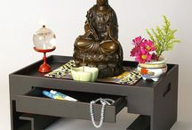 Meditation tables