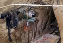 Drug Tunnel Passage used for drug trafficking discovered in San Diego US / One of the Longest cross-border Drug Tunnel Passage for drug trafficking business discovered in between San Diego and Tijuana, Mexico.