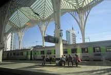 Great Train Stations of the World