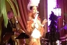 Historic Hollywood Roosevelt Hotel #morganne Picard / Entertaining guests