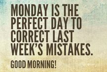 Weekday Quotes