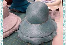 kapelusze wykonanie