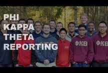 Phi Kappa Theta Reporting