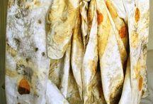 ECOPRINT / handmade creations by Stefania Pellarini ©