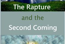 Rapture vs 2nd coming