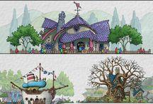 KOI: Disney Avenue & Symphony Gardens