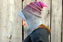 klobúky - hats