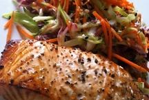 Healthty dinner