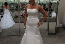 Min budget brudekjole / Found my gown at David's Bridal!