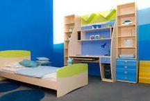 Childrens Bedrooms / Decorating ideas for children's bedrooms.