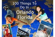Orlando Florida / Tips about great restaurants and things to do in Orlando, FL