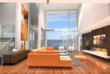 Maria - Client File / A beautiful new home overlooking Curl Curl beach.  / by Cohesive By Design