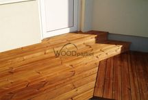 Terasa Thermowood / Montaz terasy z borovice thermowood #wood #woodparket #garden #terasa #dřevo #wpc #thermowood dřevěná terasa
