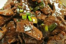 Beef and Pork Inspiration / Recipes to try or healthify / by Kate Criswell (Kate's Healthy Cupboard)