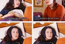 Gilmore Girls...just because